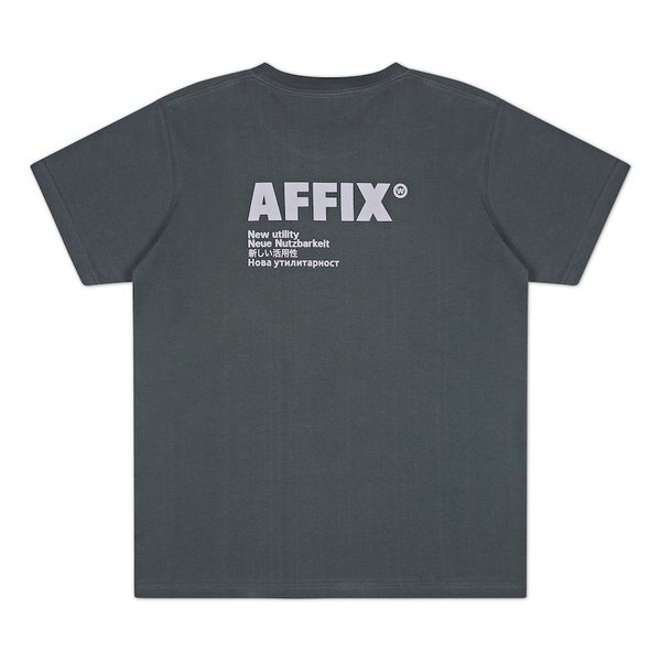 STANDARDISED LOGO T-SHIRT AFFWAW19TS01-DARK-GREY_B.jpg