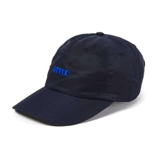 AFFIX_WORKS_ACCESSORIES_NYLON_STANDARD_LOGO_CAP_NAVY_540x.jpg